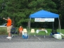 Sponsored Water Station for the Cystic Fibrosis Walk 2013-2014